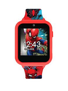 marvel-spiderman-full-display-printed-silicone-strap-kids-interactive-watch