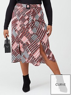 v-by-very-curve-check-print-skirt-dogtooth