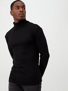 river-island-black-roll-neck-long-sleeve-slim-t-shirt