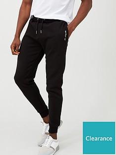 river-island-black-r96-slim-fit-jogger