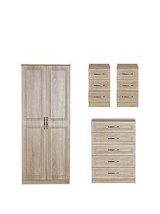 swift-winchester-ready-assembled-4-piece-package-2-door-wardrobe-5-drawer-chest-and-2-bedside-chests