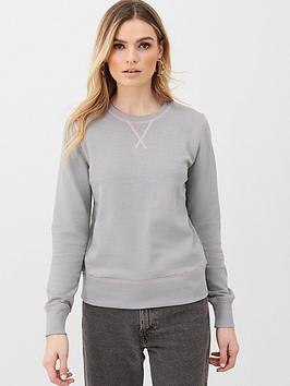 v-by-very-contrast-stitch-sweat-washed-grey