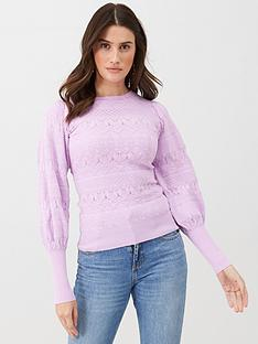v-by-very-fine-gauge-pointelle-jumper-lilac