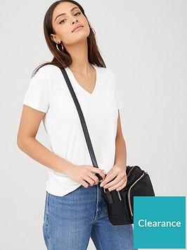 v-by-very-v-neck-short-sleeve-modal-t-shirt-white