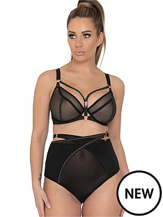 curvy-kate-scantilly-unzipped-high-waisted-brief-black