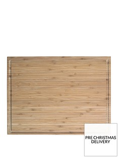 richardson-sheffield-natural-kitchen-groovy-bamboo-chopping-board