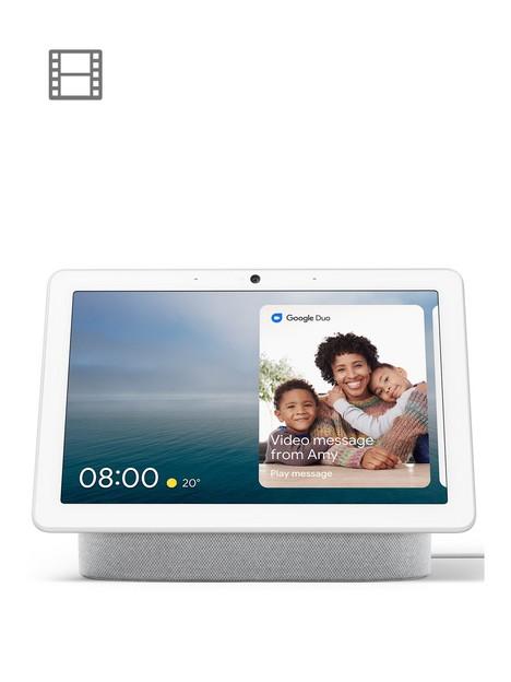 google-nest-hub-max--nbspchalk