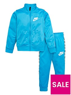 nike-sportswearnbspair-toddler-boys-full-zip-hooded-tracksuit-jogger-setnbsp--blue