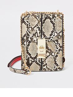 river-island-river-island-snake-print-mini-cross-body-bag