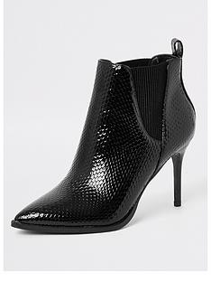 river-island-river-island-wide-fit-skinny-heel-ankle-boot-black