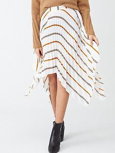 v-by-very-printed-asymmetric-pleated-skirt-stripe