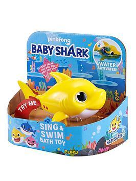 baby-shark-swim-sing-bath-toy