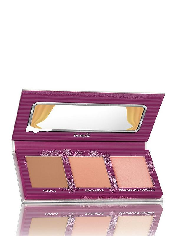 Babe On Board Mini Blush, Bronzer & Highlighter Palette by Benefit #10