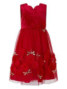 monsoon-girls-rashima-velvet-dragonfly-dress