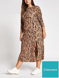 ri-plus-printed-midi-dress