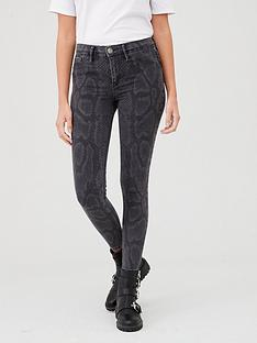 river-island-river-island-molly-snake-print-mid-rise-jegging-grey