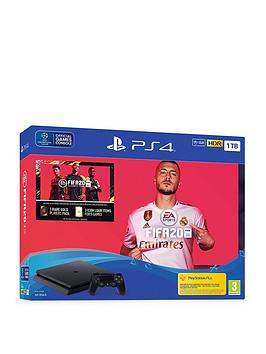 playstation-4-ps4-1tb-fifa-20-bundle-and-optional-extras