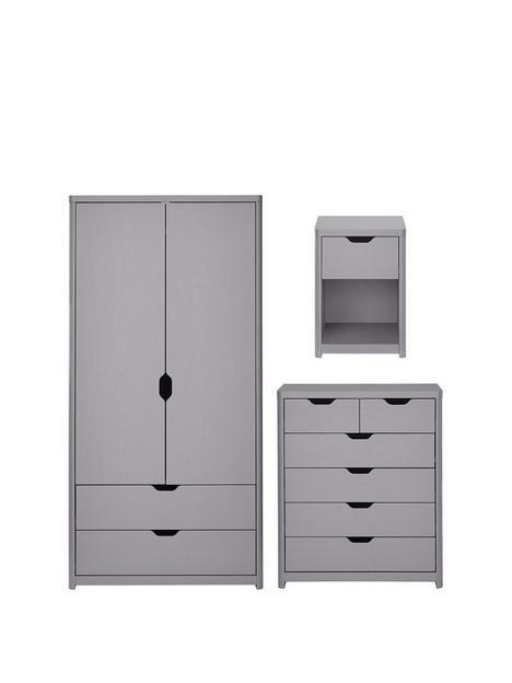 aspen-3-piece-package-2-door-2-drawer-wardrobe-4-2-chest-and-bedside-table-grey-oak-effect