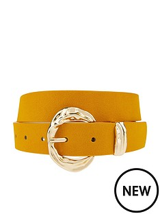 accessorize-jeans-belt-ochre