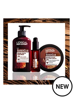 loreal-paris-loreal-men-expert-barber-club-beard-kit-beard-wash-oil-styling-cream