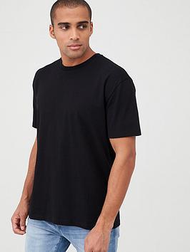 very-man-oversized-t-shirt-black