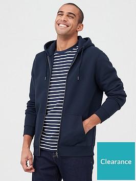 very-man-zip-through-hoodie-navy