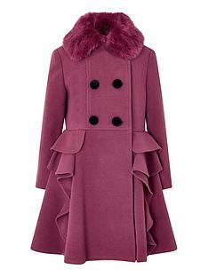 monsoon-girls-eva-coat-purple