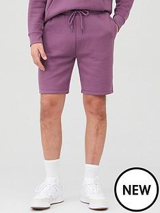 v-by-very-essential-jog-shorts-berry