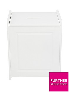 lloyd-pascal-devonshire-laundry-hamper-white