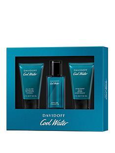 davidoff-davidoff-cool-water-40ml-eau-de-toilette-50ml-shower-gel-50ml-aftershave-balm-gift-set