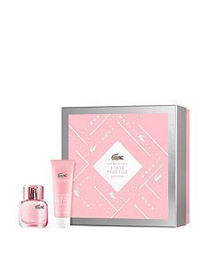 lacoste-lacoste-l1212-pour-elle-sparkling-30ml-eau-de-toilette-50ml-shower-gel-gift-set