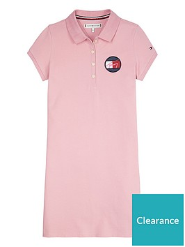 tommy-hilfiger-girls-essential-polo-dress-pale-pink