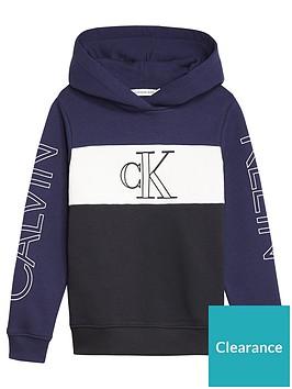 calvin-klein-jeans-boys-colour-block-logo-hoodie-blue