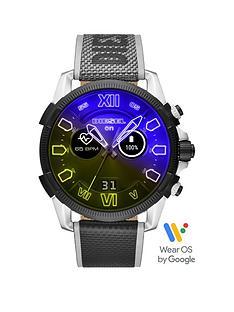 diesel-diesel-gen-5-full-display-grey-silicone-strap-smart-watch