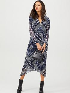 v-by-very-kimono-sleeve-wrap-midi-dress-geo-print