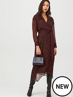 v-by-very-kimono-sleeve-wrap-midi-dress-spot