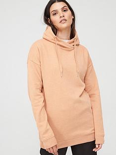 v-by-very-cross-neck-oversized-hoodie-lightnbspcamel