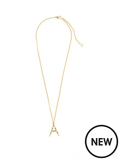 v-by-very-bamboo-initial-necklace-a-gold