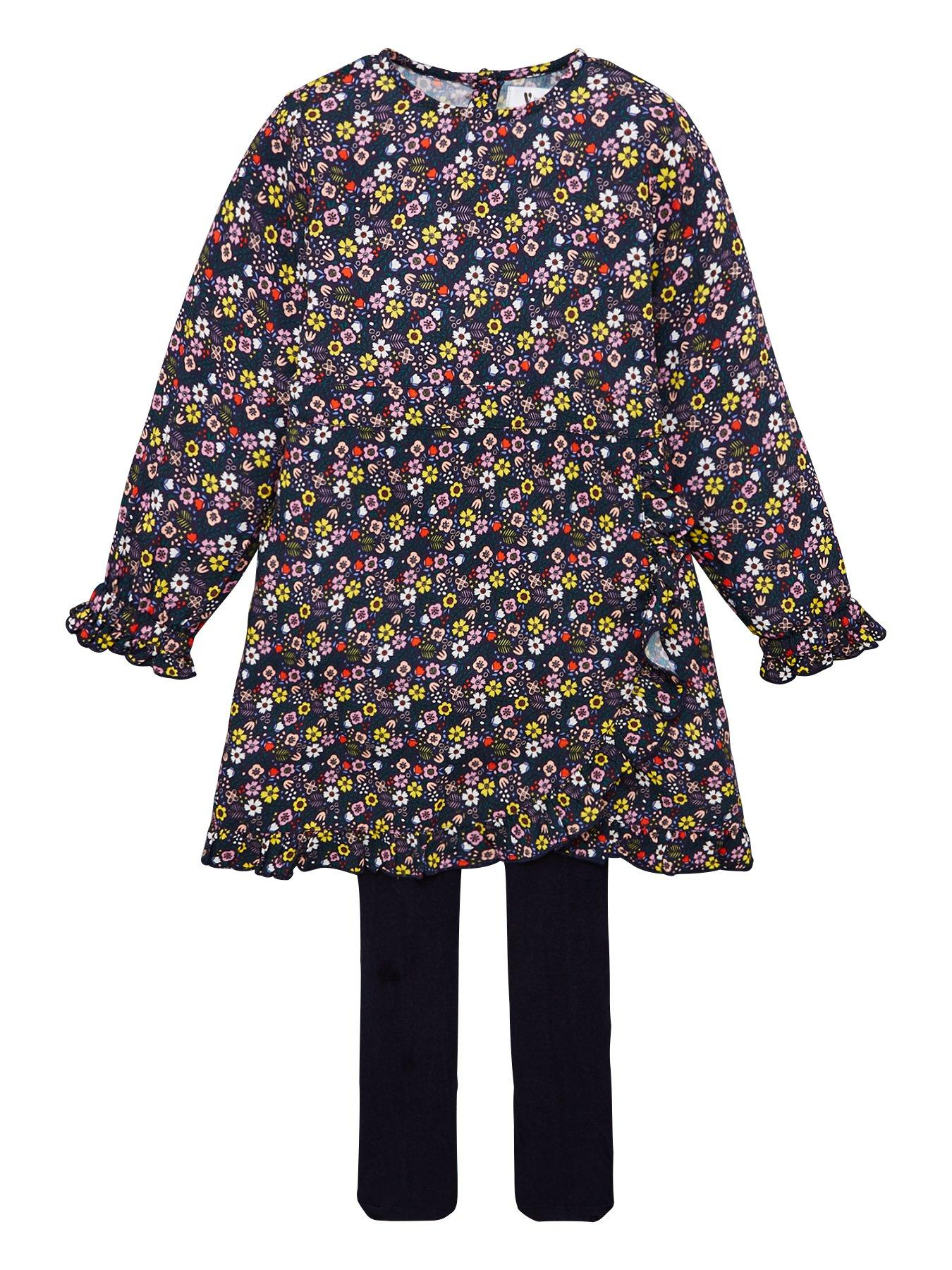 Warner Bros Girls Stars 2-Piece Skirt Set