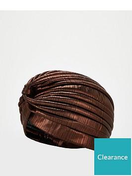 v-by-very-pleated-turban-metallic