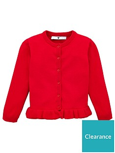 v-by-very-girls-ruffle-cardigan-red