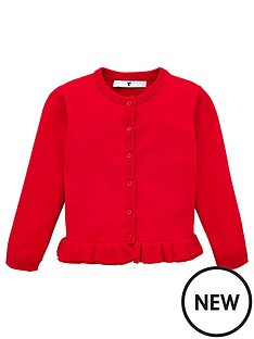 v-by-very-girls-ruffle-cardigan-red