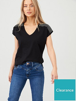 v-by-very-diamante-shoulder-panel-t-shirt-black