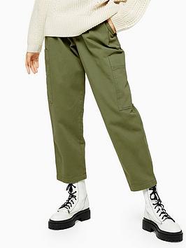 topshop-natalie-utility-trouser-khaki