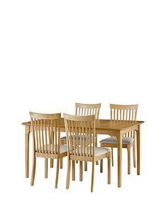 julian-bowen-ibsen-150-190-cm-extending-dining-table-4-chairs