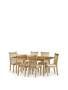 julian-bowen-ibsen-150-190-cm-extending-dining-table-6-chairs