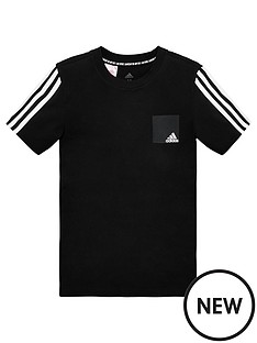 adidas-adidas-childrens-logo-short-sleeve-t-shirt-black
