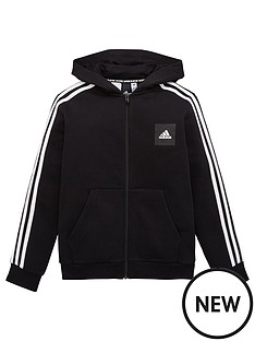 adidas-jb-dmh-3-stripe-fz-hoodie-black