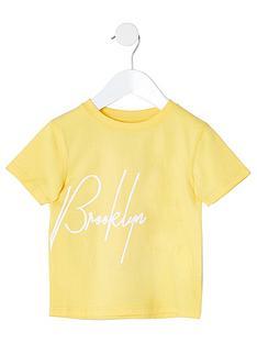 river-island-mini-mini-boys-brooklyn-t-shirt-yellow