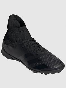 adidas-junior-predator-203-astro-turf-football-boot-black